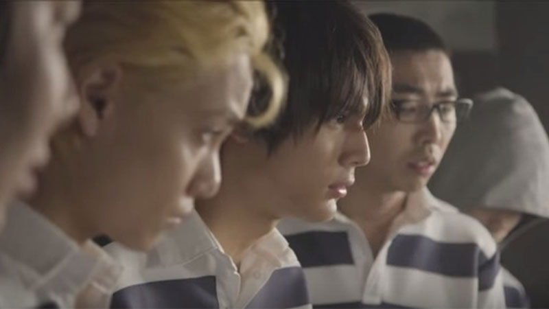 Video Promo Kedua Prison School Live Action Dirilis! (NSFW)
