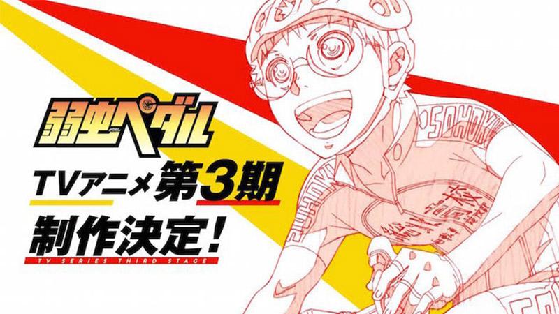 Yowamushi Pedal 3