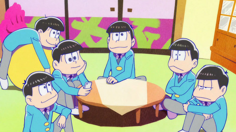 osomatsu-san video game