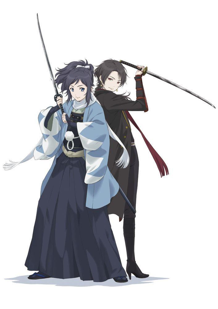 anime Touken Ranbu