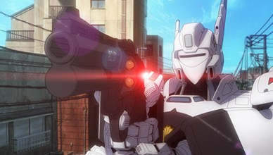 The Mobile Police PATLABOR REBOOT