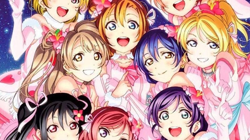 Love Live! μ's Final Love Live! ~μ'sic Forever♪♪♪♪♪♪♪♪♪~ Blu-ray Memorial BOX