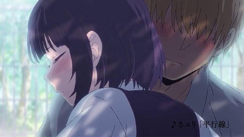 Adegan Ciuman Ekstrim Dalam Anime Kuzu no Honkai Dilaporkan ke Badan Pengawas Siaran Oleh Netizen Jepang!