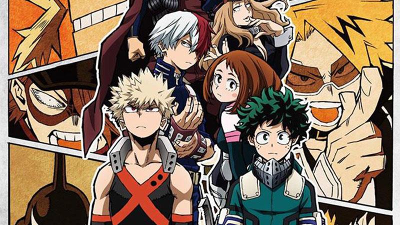 Boku no Hero Academia S4