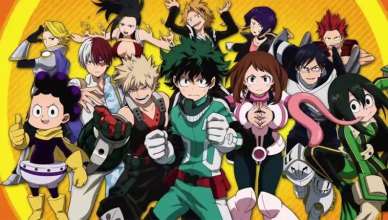 My Hero Academia Live Action