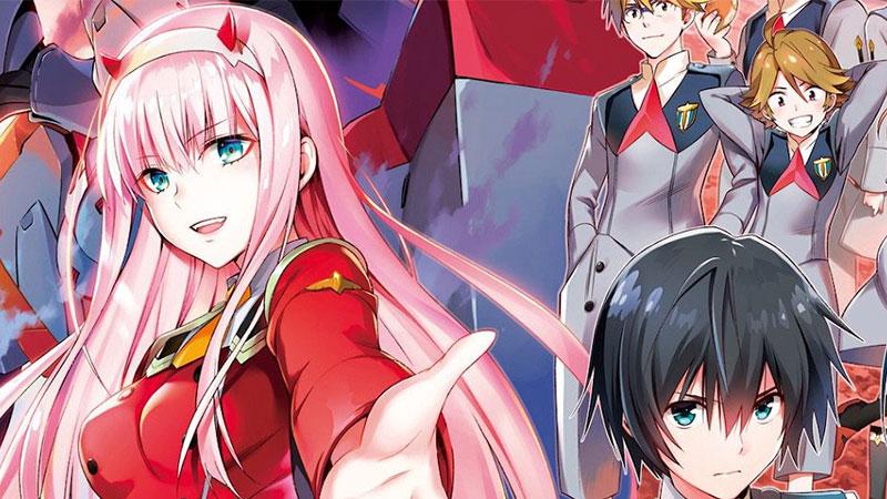Kentaro Yabuki Sebut Manga Darling in the Franxx Akan Memiliki Ending yang Berbeda Dengan Anime!