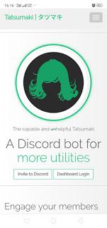 Tatsumaki Discord