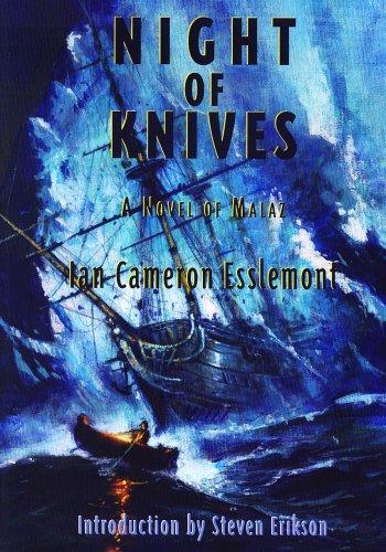 night of knives ian cameron esslemont