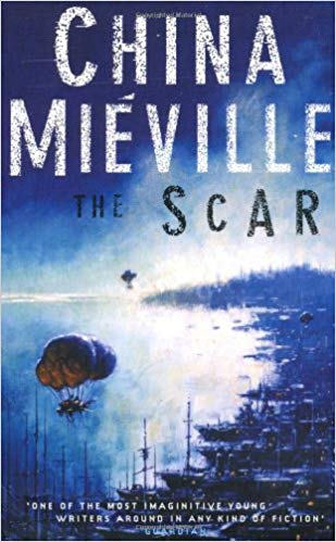 china mieville the scar