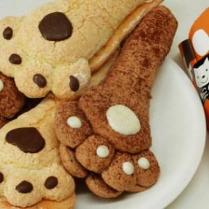 おやつや朝食に♪猫モチーフのパン特集