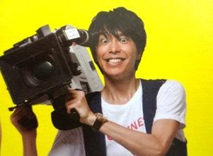 映画「地獄で何が悪い」で映画監督に憧れる青年を演じた長谷川博己。「昔の自分とダブった」と明かしていた。(画像引用:http://blogimg.goo.ne.jp/user_image/01/ea/124508f55bb914a59a148f4a214040b4.jpg)