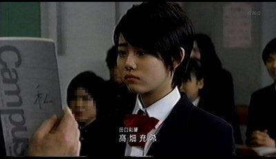 16歳に出演したドラマ「金八先生」(画像引用:http://www.officiallyjd.com/wp-content/uploads/2016/01/20150109_takahatamituki_36.jpg)