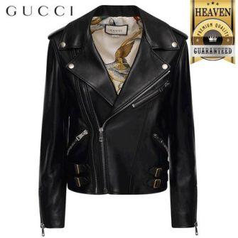 Gucci革ジャン