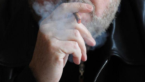 Приметы с сигаретами