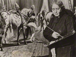 NPG x134172; Laura Knight by Unknown photographer