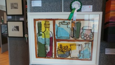 Highly Commended and sold!