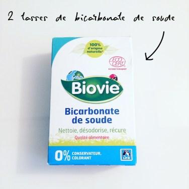 Bicarbonate de soude recette de la lessive bio fait maison blog Ne le dites à personne