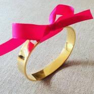 Bracelet noeud - Créateur Les trésors d Aliénor - Blog Maman Ne le dites a personne - Créateur #1 : Les Trésors d'Aliénor (+ Concours)- Découvrez les jolis bijoux de créateur sur le blog et tentez de gagner l'un d'eux, pour l'anniversaire et les 1 an du blog Maman Ne le dites à personne !