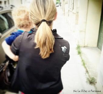 Tache - Devenir parent c'est etre sale 23h sur 24 - Blog Maman Bordeaux - Ne Le Dites a Personne