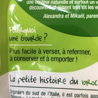 Packaging GG- Du bio en carton - Blog bio maman Bordeaux Ne le dites a personne. Le bio serait-il une invention marketing pour mieux vendre ?! Que pensez des emballages plastiques des produits bio ?! A lire sur le blog bordeaux Ne le dites à personne