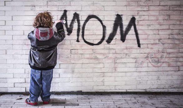 Je t'aime plus fort que toutes les étoiles ... Personne n est irremplaçable sauf mamam - Blog Maman Bordeaux - Ne le dites a Personne #blogmaman #maman #parents #enfants #neleditesapersonne