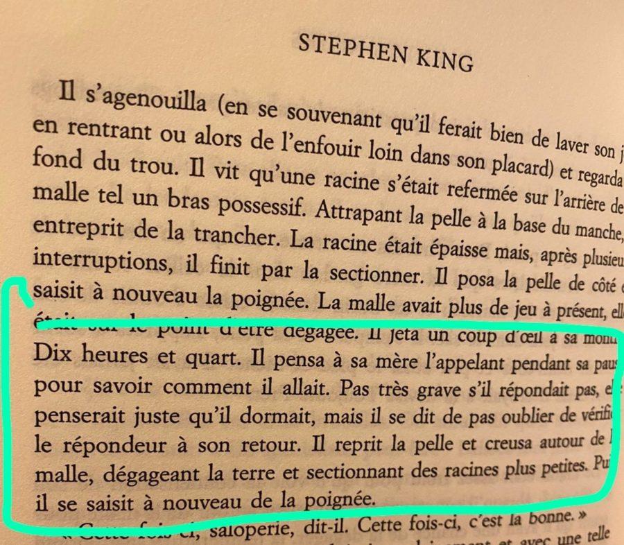 Stephen King Carnets Noirs Traduction des livres un véritable enjeu de littérature - blog livres #bloglivres #stephenking #carnetsnoirs #traductionlivre #bloglitteraire #bloglivres #autrice