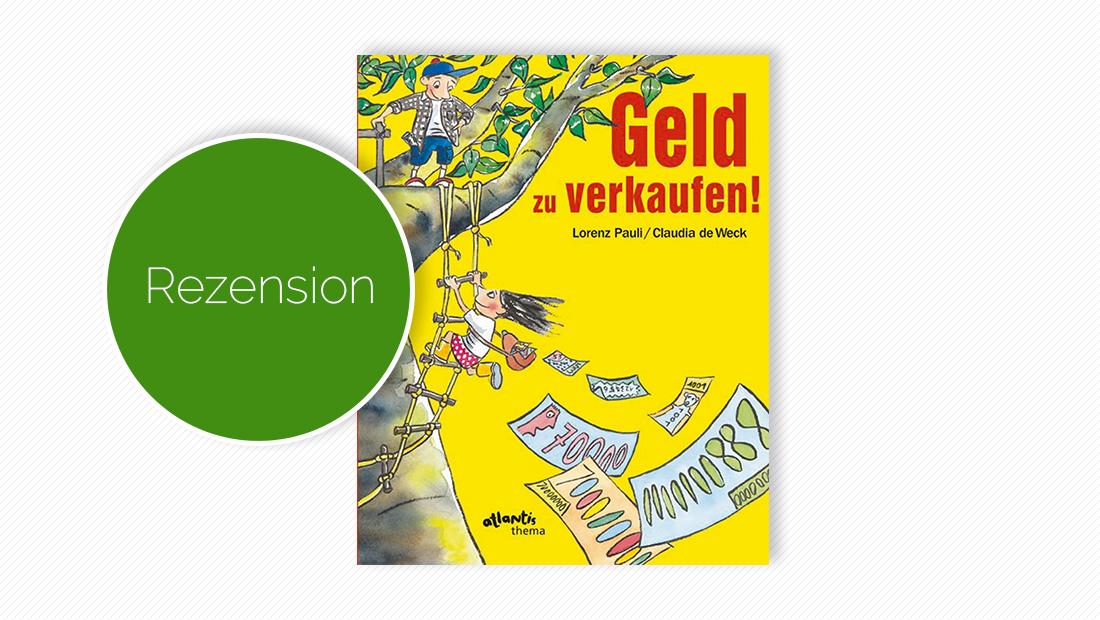 Buchcover: Geld zu verkaufen!