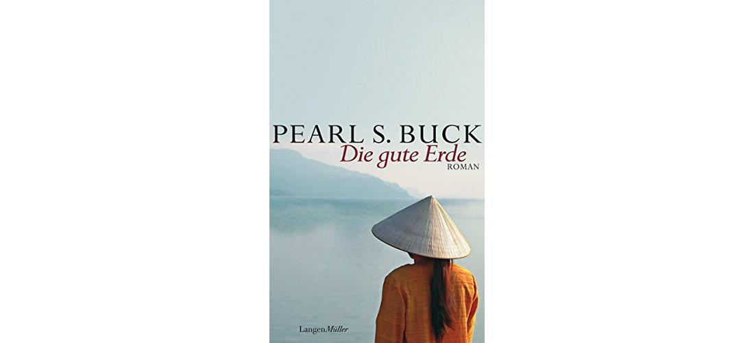 """Cover vom Hörbuch """"Die gute Erde"""""""