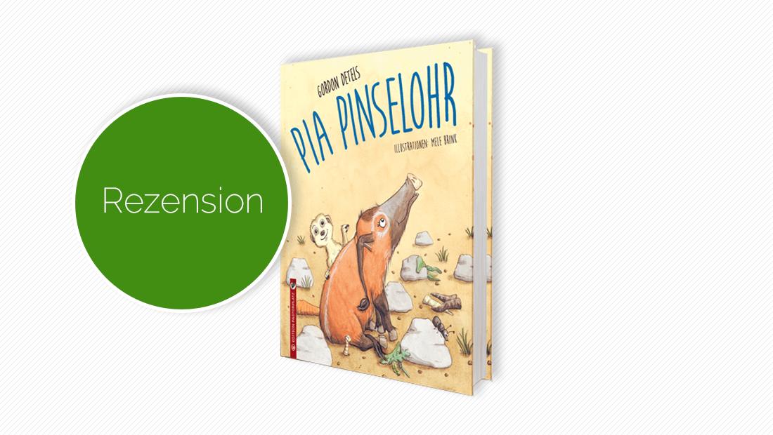 "Buchcover vom Bilderbuch ""Pia Pinselohr"""