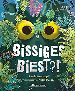 Cover vom Bilderbuch Bissiges Biest