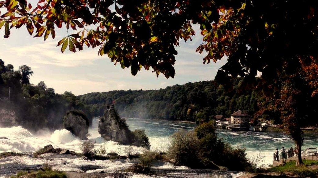 Größter Wasserfall Europas