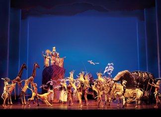 Der König der Löwen Musical