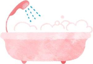 対策3:シャワーの温度に気をつける