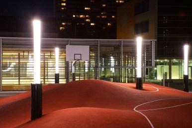#D Basketball Court, Munich, Germany