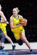 Rachel Jarry, Australian Olympic Basketball Champion