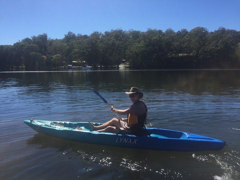 Single Lynxx Kayak