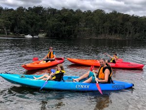 Batemans Bay Kayaking