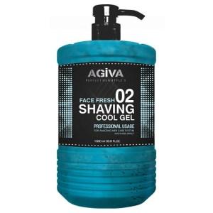 gel afeitado para barba