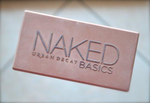 UD Naked Basics 1