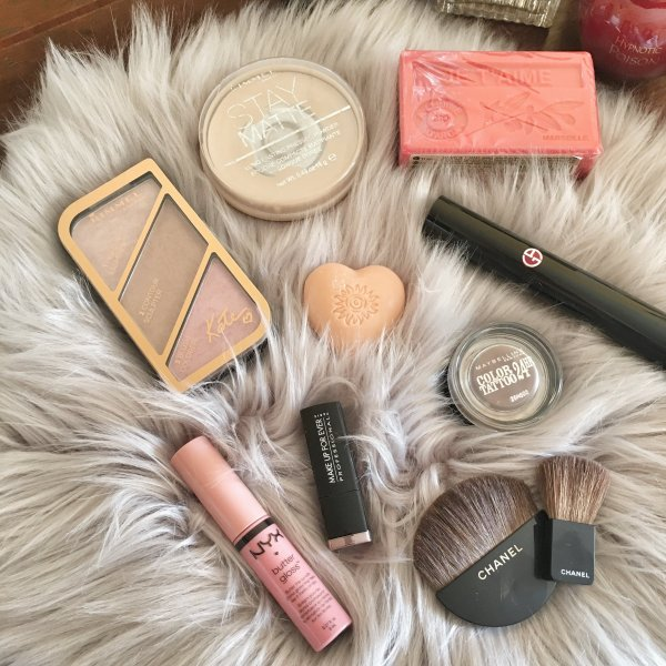 Make up bag del weekend