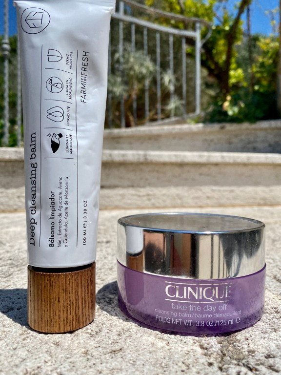 Struccare il viso: Cleansing balm