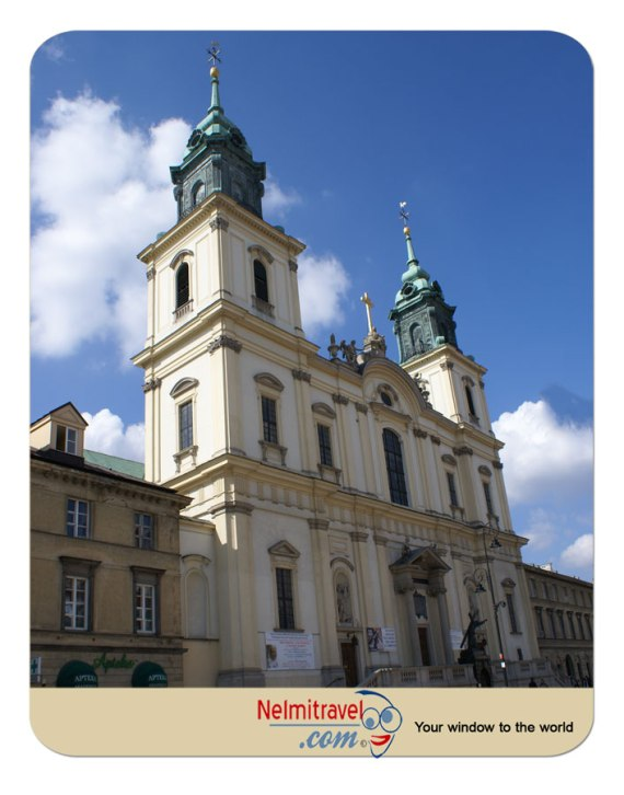 The Holy Cross Church, Warsaw, Poland, Chopin´s heart, Largest organ in Poland, Churches in Warsaw, Tourist attractions Warsaw;