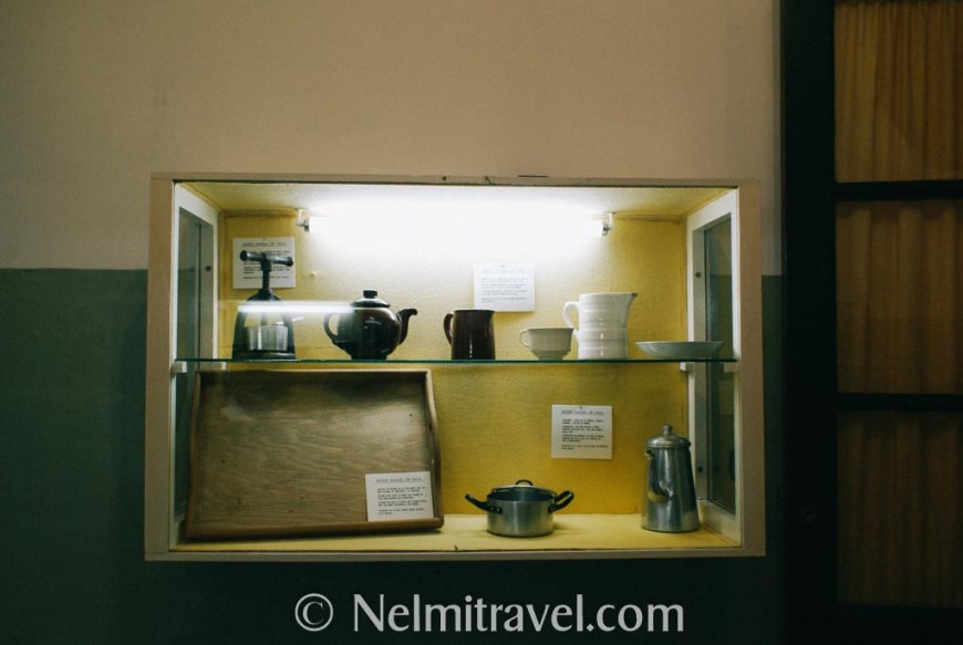 Kitchen items that have been preserved.