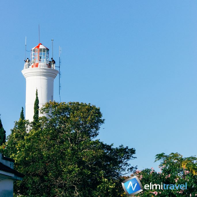 Colonia del Sacramento; Lighthouse Colonia del Sacramento; Tourist Attractions Colonia del Sacramento; Nelmitravel;