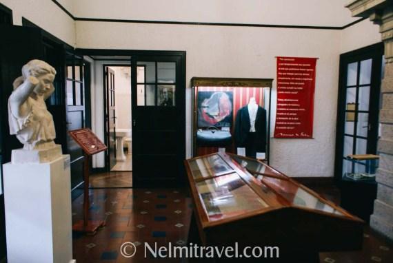 Nelmitravel; Alta Gracia; Chalet Los Espinillos; Classical composer; Manuel de Falla; Museo de Falla;