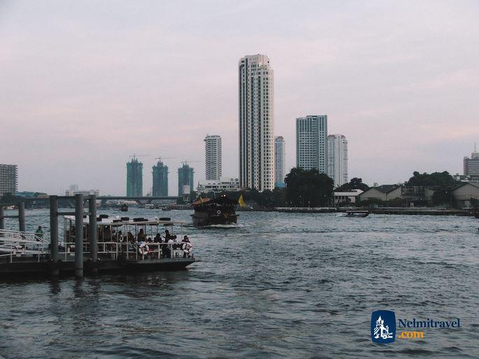 Chao Phraya Cruise; River cruises Bangkok; Travel; Nelmitravel;