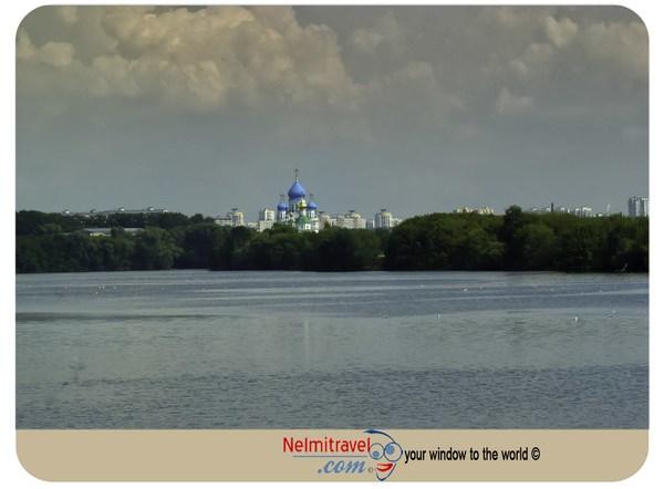 Nikolo-Peverisnky Monastery; Николо-Перервинский монастырь; Koloneskoye; Moscow; Places to visit in Moscow; Moscow Monasteries;Old Cathedral of Katholikon