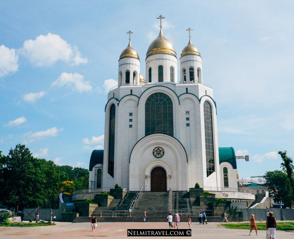 Many Russian Orthodox Church