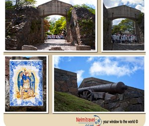 Colonia del Sacramento; Places to visit in Colonia del; Drawbridge Colonia del Sacramen; Puerta de Campo Colonia del Sac;