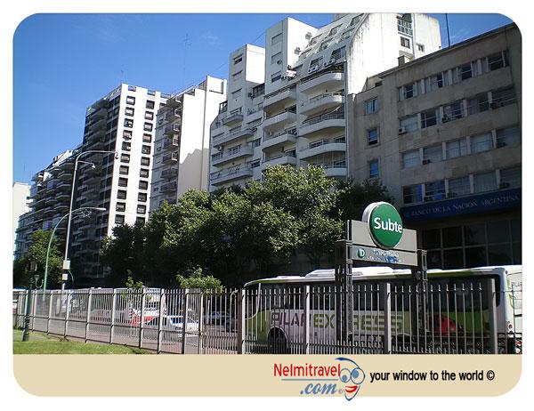 Subte or Metro in Buenos Aires; Subte Buenos Aires, Buenos Aires Metro, Subte Buenos Aires Horarios; Subte Map Buenos Aires